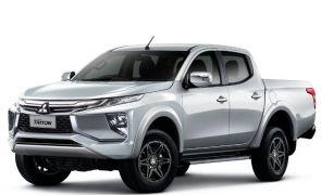 Mitsubishi  L200 очаква обновяване