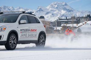 Mitsubishi ASX със световен рекорд