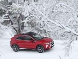 Mitsubishi Eclipse Cross стана SUV №1 в Германия за годината