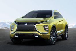 Mitsubishi eX Concept на път към конвейера
