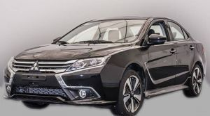 Mitsubishi Lancer XI