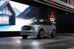 Mitsubishi Motors в Женева 2019