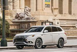 Mitsubishi Outlander PHEV обновен