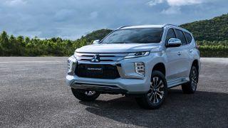Mitsubishi Pajero Sport получи нова визия