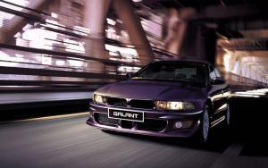 Mitsubishi пред прага на XXI век 1990-1999
